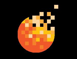 Moonshot Icon Orange