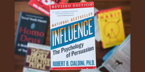 Influence: The Psychology of Persuasion (Book)