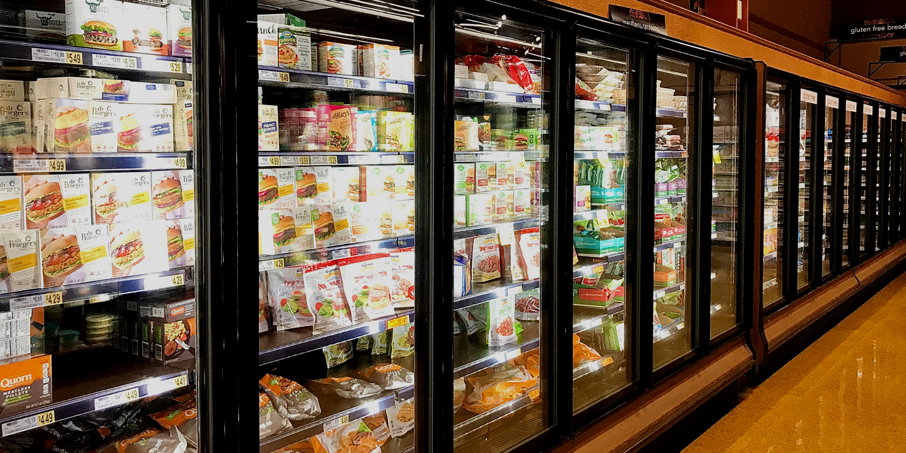 GFI's Plant-Based Market Overview